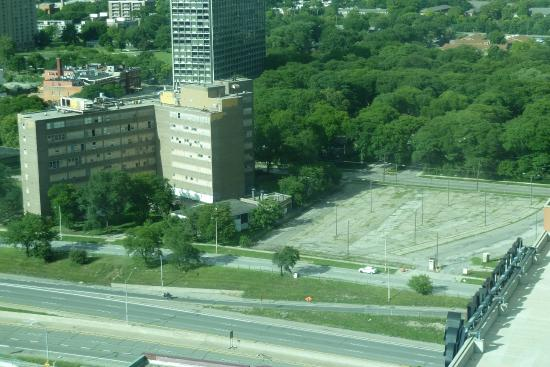 View From Room Picture Of Greektown Casino Hotel