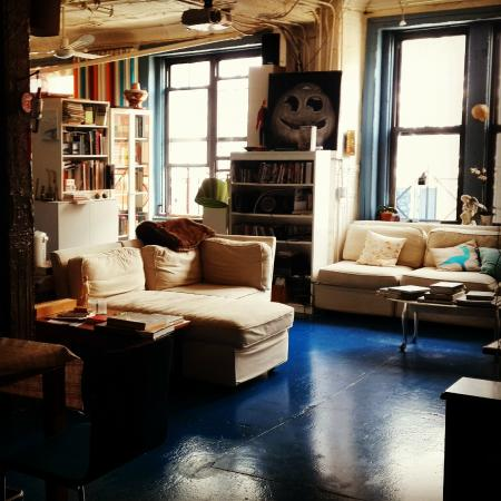 Room in Soho Loft