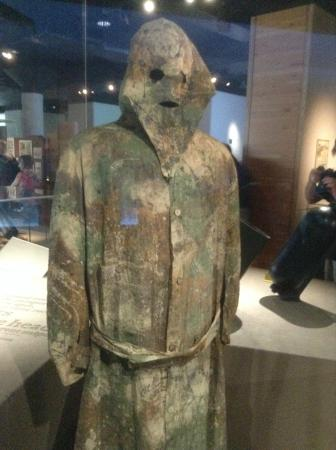 Ww1 Sniper Suit Picture Of Imperial War Museum London