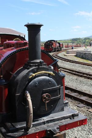 Porthmadog, UK: The Old Bessie