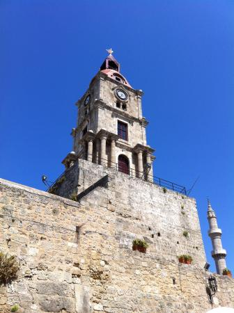 From The Walled City  Picture Of Rhodes Wonder  Private Tours Rhodes  Tri