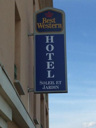 Picture of best western soleil et jardin for Best western soleil et jardin sanary