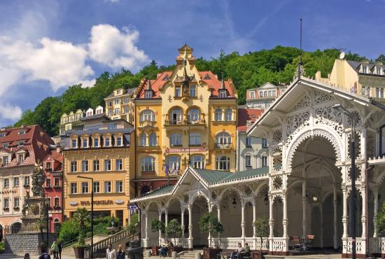Photo of Hotel Romance Puskin Karlovy Vary
