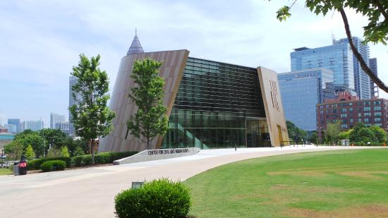 Exterior Picture Of Center For Civil And Human Rights Atlanta Tripadvisor