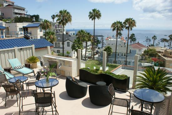 aurora hotel catalina island avalon ca hotel reviews. Black Bedroom Furniture Sets. Home Design Ideas