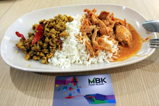 Mbk Food Court Review