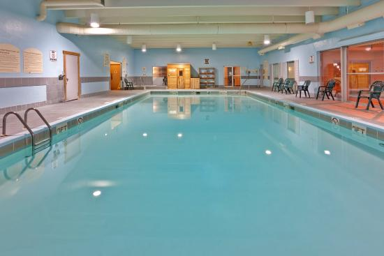 Swimming Pool Picture Of Holiday Inn Cambridge Cambridge Tripadvisor