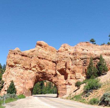 Panguitch, Γιούτα: Red Canyon