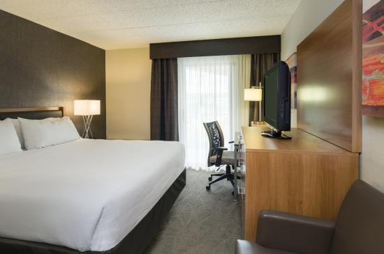 Holiday Inn Express King Of Prussia: Standard King Room
