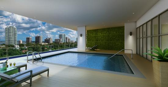 Homewood Suites by Hilton Miami Downtown/Brickell Hotel