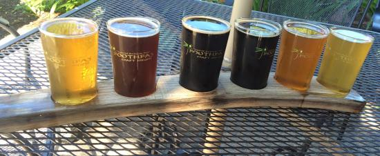 Boothbay Craft Brewery Tour