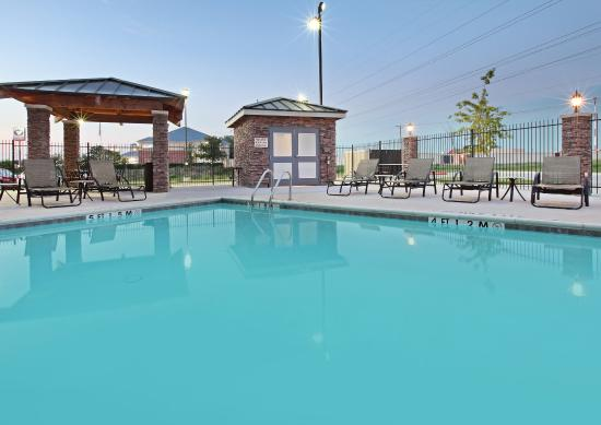 Swimming Pool Picture Of Staybridge Suites West Fort Worth Fort Worth Tripadvisor