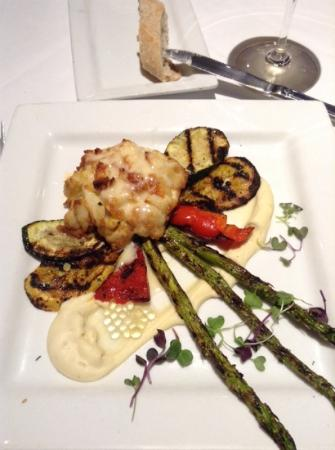 Citrus Seafood Restaurant: crab cake,better than any on Eastern Shore ...