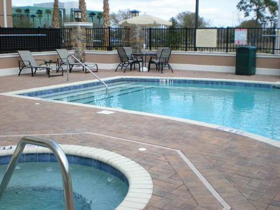 Recreational facilities picture of hilton garden inn tampa riverview brandon riverview for Hilton garden inn tampa riverview brandon