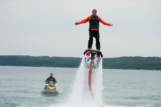 Liquid Flight Flyboarding