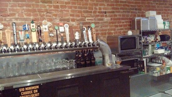 Brix Taphouse and Brewery