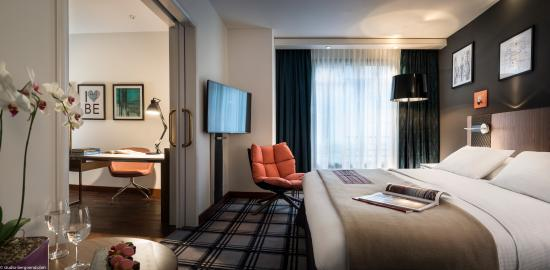 Radisson Blu Royal Hotel, Brussels