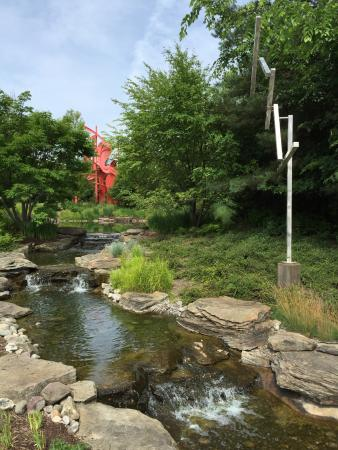 Plenty Of Opportunity For Relaxation And Reflection Picture Of Frederik Meijer Gardens