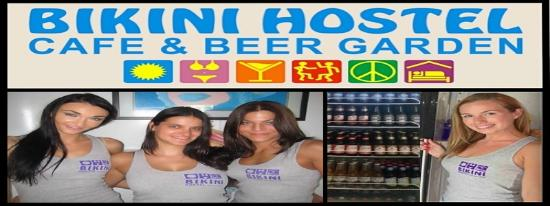 Main photos bikini hostel cafe beer garden miami beach tripadvisor for Bikini hostel cafe beer garden