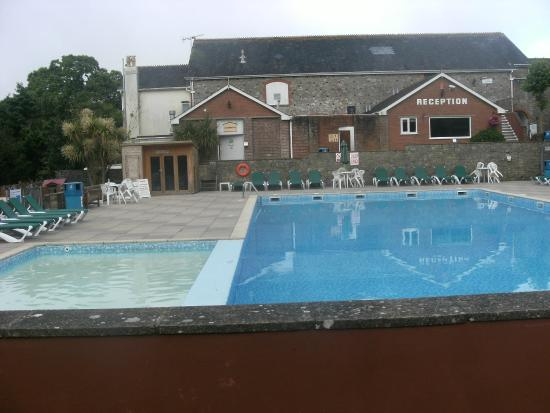 The Outdoor Swimming Pool Picture Of Whitehill Country Park Paignton Tripadvisor