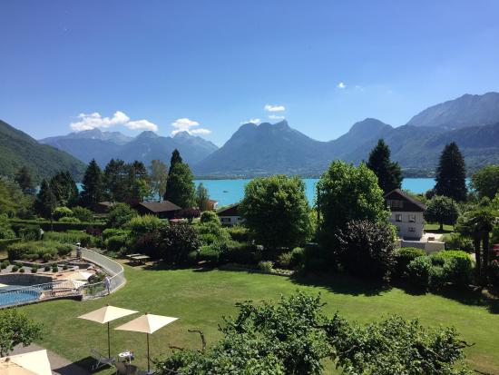 Photo of Hotel Les Grillons Talloires