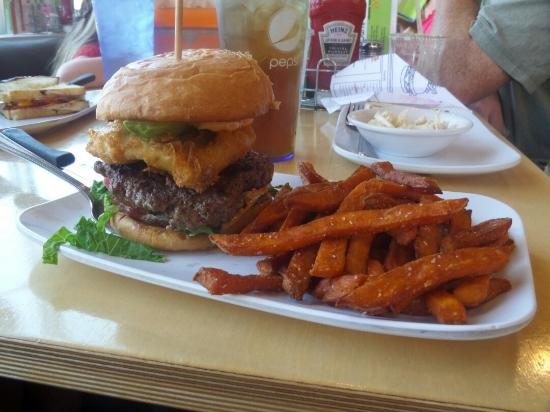 Highlands Ranch, Κολοράντο: Best burgers in the Universe