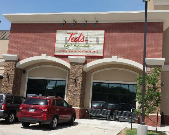 Ted's now in Del City