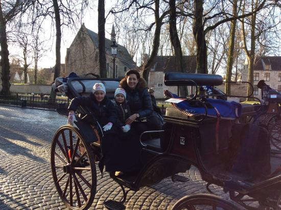 Samen op koets - Picture of Horse Drawn Carriage Tours ... Emmy Koets