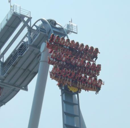 Scary Roller Coaster But Very Smooth I Was Told Picture