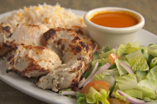 Coconut chicken picture of spice hut indian cuisine for 4 spice indian cuisine