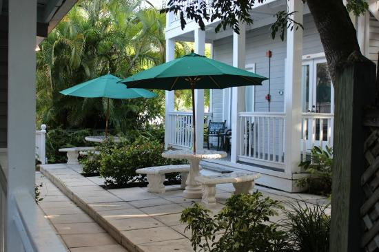 Suite on other side of our building picture of chelsea for Chelsea pool garden key west