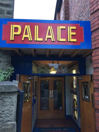 The Palace Cinema Cinderford