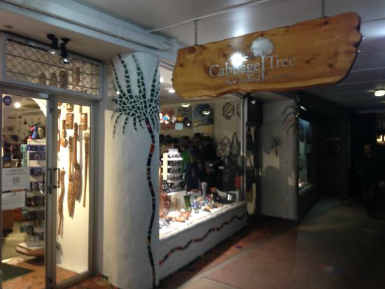 The Cabbage Tree Shop