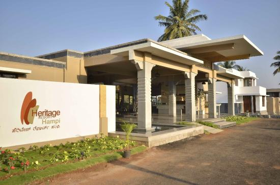 Star Hotels And Resorts In Hampi