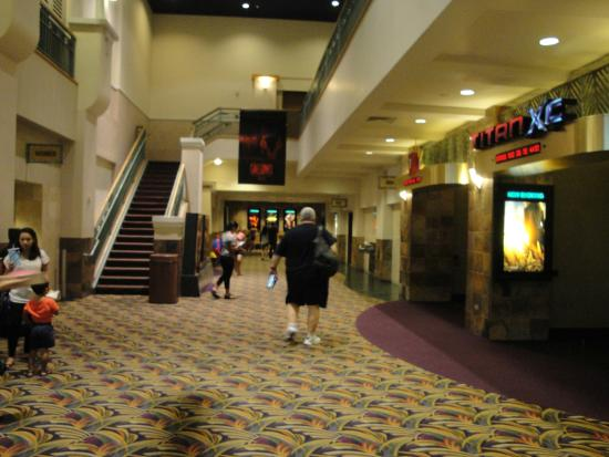 Consolidated theaters movie times