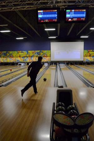 The Zone Bowling Centre