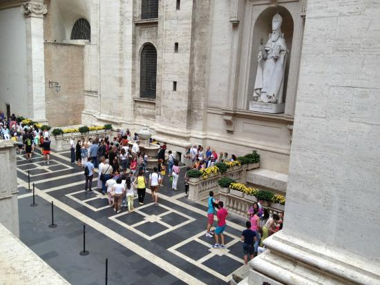 Inside Vatican  Picture Of Private Tour Of Rome  Rome Day Tours  Vatican T