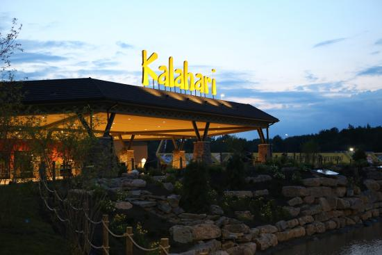 Kalahari Resort Pocono Mountains
