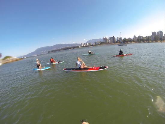 Stand Up Paddle Vancouver