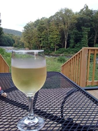 Shandaken, NY: Relax with a cocktail