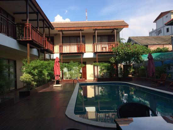 Picture Of Champa Garden Hotel