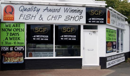 Tyne and Wear, UK: South Gosforth Fisheries