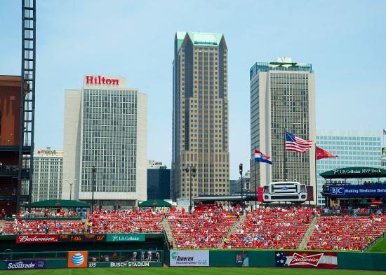 Hilton St. Louis At The Ballpark
