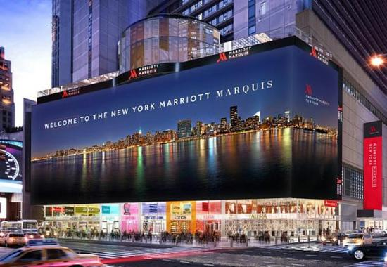 New York Marriott Marquis Photo