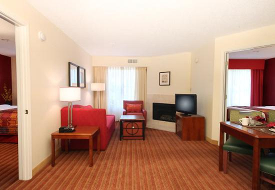 one bedroom suite picture of residence inn atlanta gwinnett place