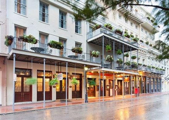 15 best hotels near new orleans cruise port on cruise critic for Hotel porte orleans