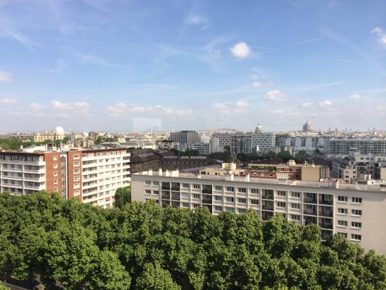 Hotel Marriott Paris Rive Gauche And Conference