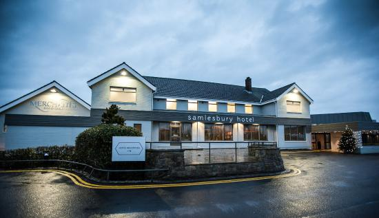 The BEST WESTERN PLUS Samlesbury Hotel