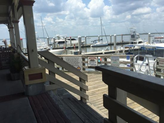 Brett S Waterway Cafe Fernandina Beach Fl