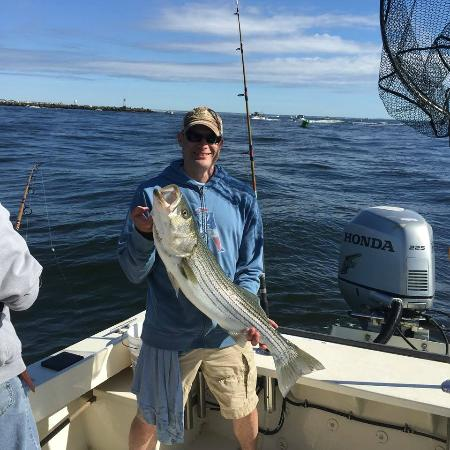 Lobster tours have started for the 2015 season picture for Bass fishing nh
